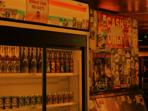 Upright display coolers, chest bottle coolers for Beverage