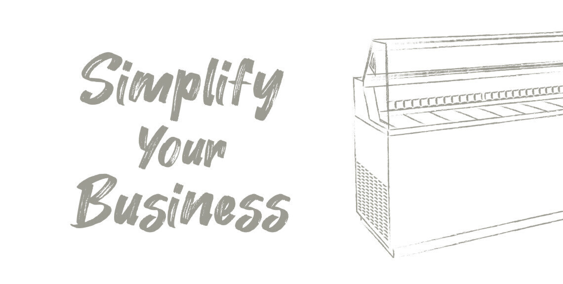 Simplify Your Business, il tuo corner gelateria Mondial Framec