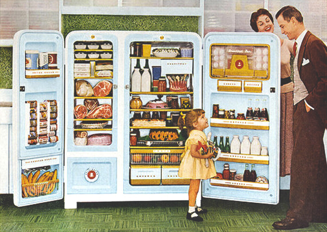 From ice-houses to Kelvinator and beyond: life and evolution of the refrigerator (second part)